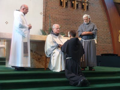 The Profession of Vows