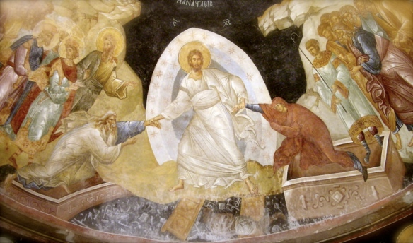 Christ the Saviour of Chora